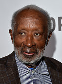 Music executive Clarence Avant attends the City Of Hope 2015 Spirit Of Life Gala Honoring UMG Chairman And CEO Lucian Grainge at Santa Monica Civic...
