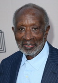 Music executive Clarence Avant attends the 'PRE' BET Awards Dinner hosted by BET Networks' Chairman and CEO Debra L Lee at Milk Studios on June 28...