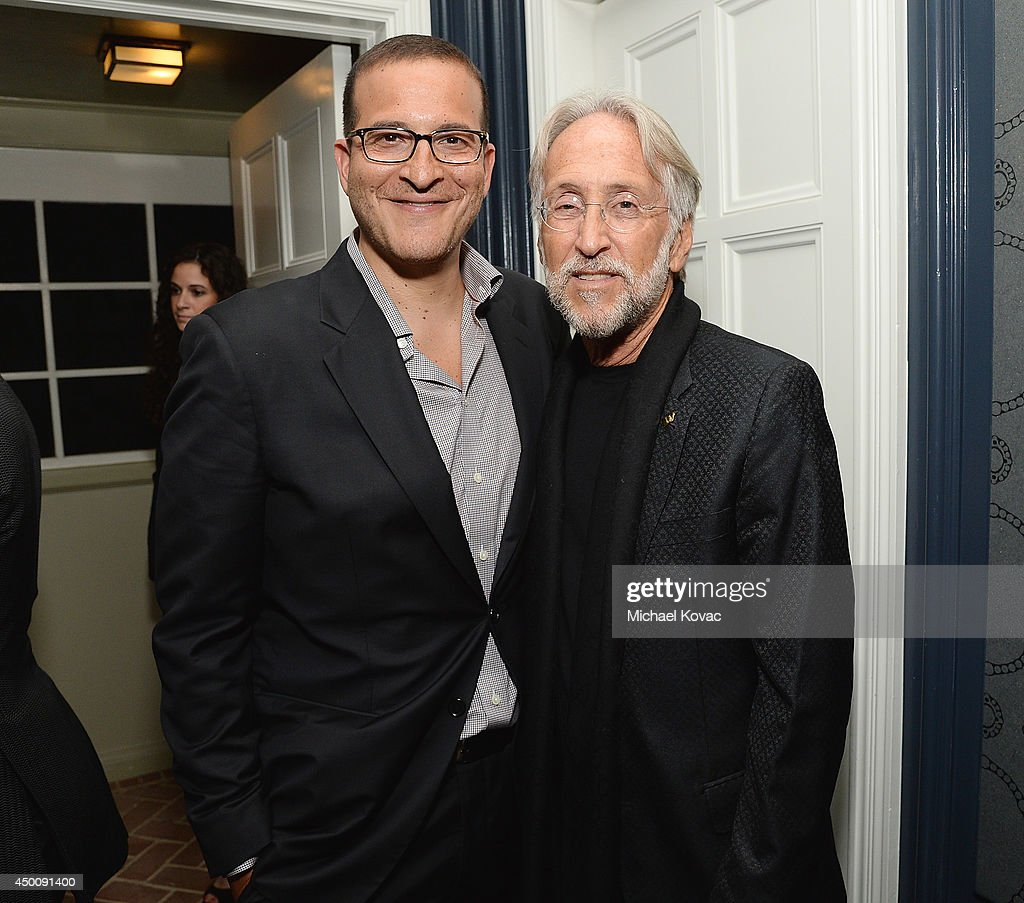 Music executive <a gi-track='captionPersonalityLinkClicked' href=/galleries/search?phrase=Doug+Davis&family=editorial&specificpeople=211598 ng-click='$event.stopPropagation()'>Doug Davis</a> (L) and National Academy of Recording Arts and Sciences President <a gi-track='captionPersonalityLinkClicked' href=/galleries/search?phrase=Neil+Portnow&family=editorial&specificpeople=208909 ng-click='$event.stopPropagation()'>Neil Portnow</a> attend City Of Hope's 10th Anniversary 'Songs Of Hope' on June 4, 2014 in Brentwood, California.