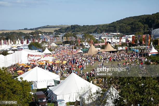 music festival on Isle of Wight