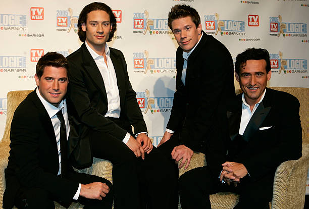2005 tv week logie awards media room photos and images getty images - Divo music group ...