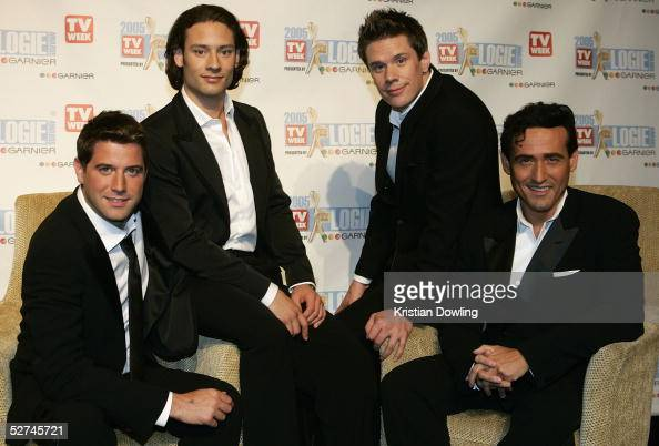 2005 tv week logie awards media room photos and images - Divo music group ...