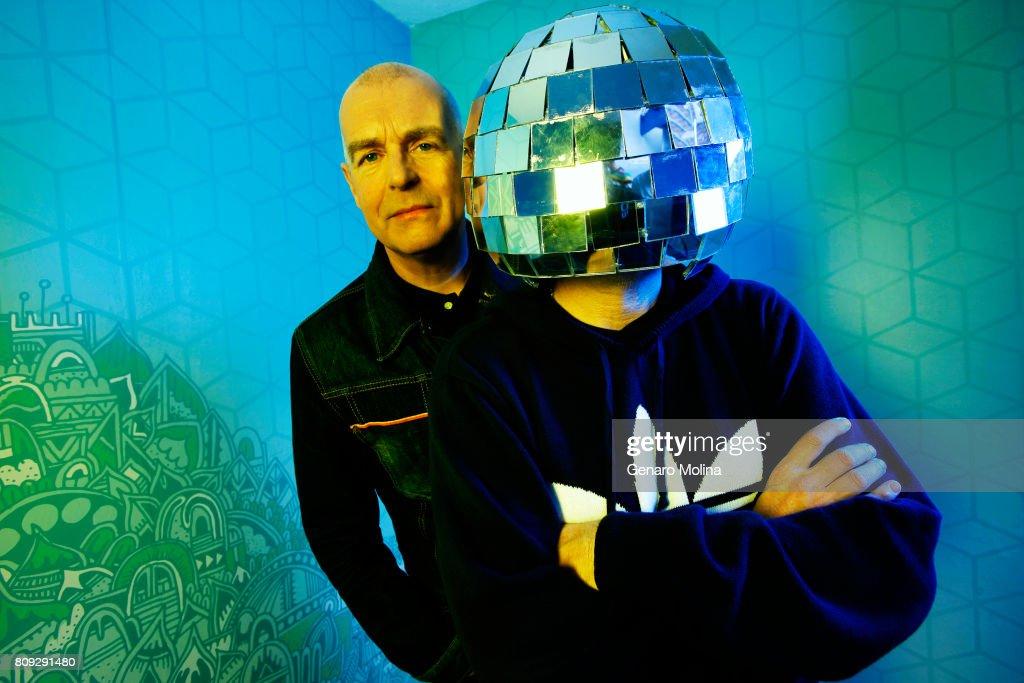 Pet Shop Boys, Los Angeles Times, October 12, 2013