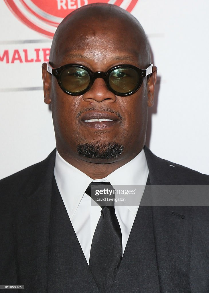 Music industry executive Andre Harrell attends VIBE's 20th Anniversary Celebration and Inaugural Impact Awards at the Sunset Tower Hotel on February 8, 2013 in West Hollywood, California.