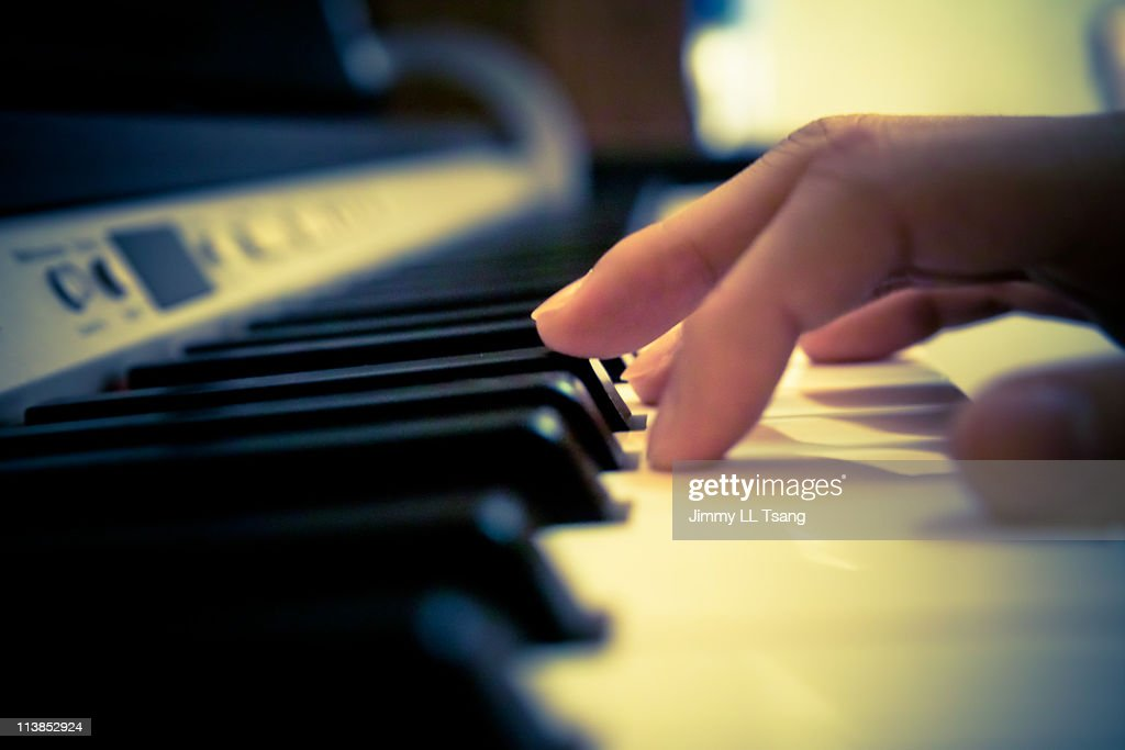 Music is life : Stock Photo