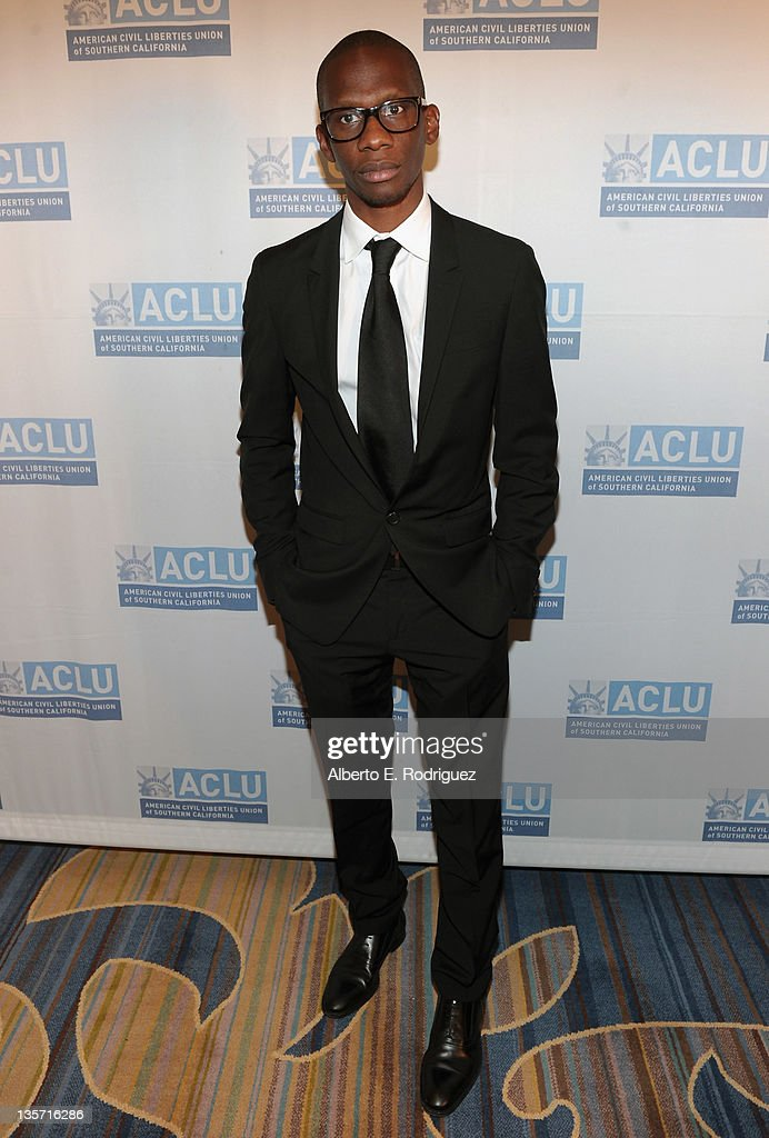Music Manager Troy Carter attends The ACLU of Southern California's 2011 Bill of Rights Dinner at the Beverly Wilshire Four Seasons Hotel on December 12, 2011 in Beverly Hills, California.