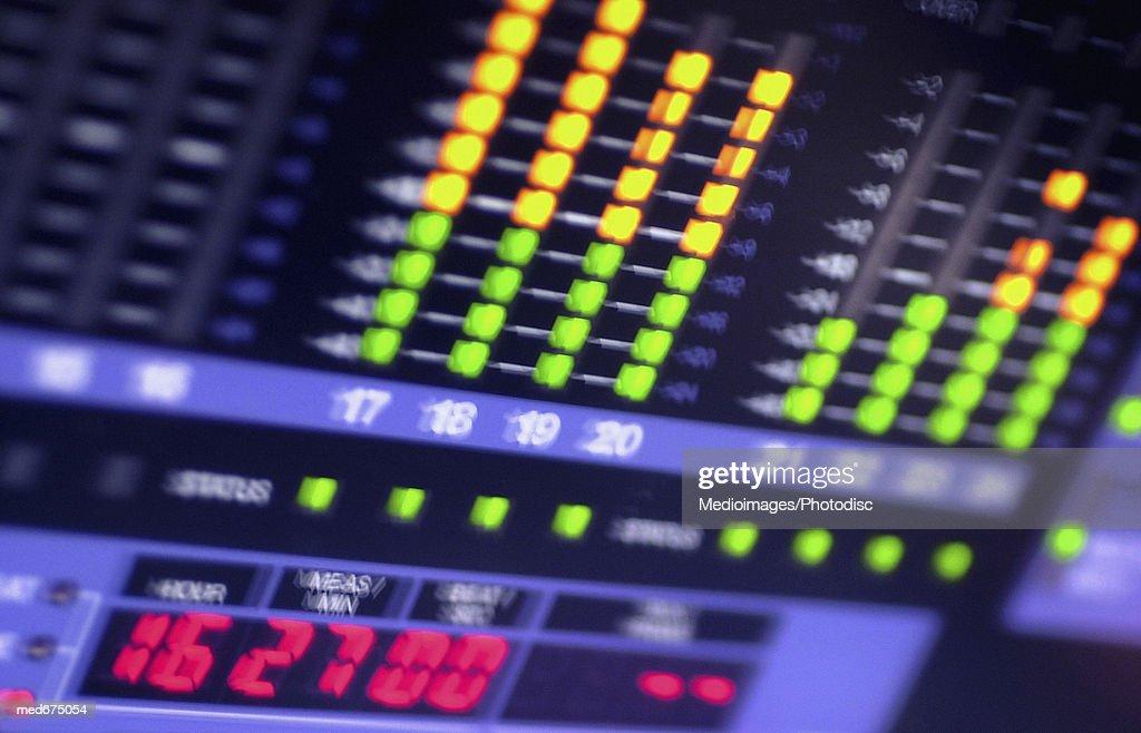 Music mixer : Stock Photo