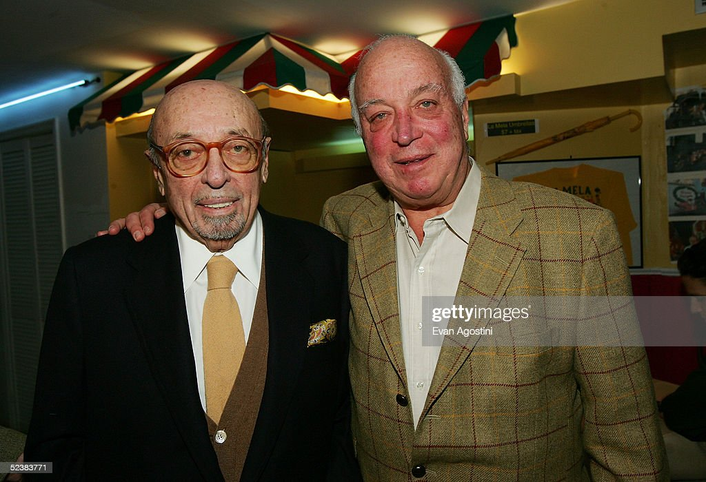 Party For Music Mogul Seymour Stein