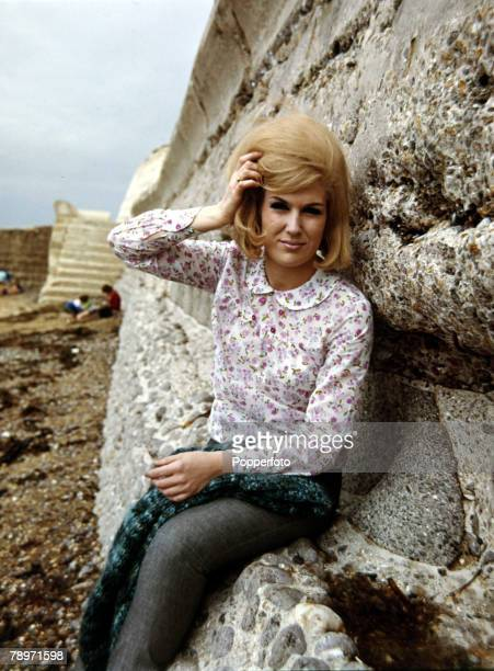 1965 British singer Dusty Springfield who first came to prominence with 'The Springfields' but on going solo had a string of hits in the mid1960's...