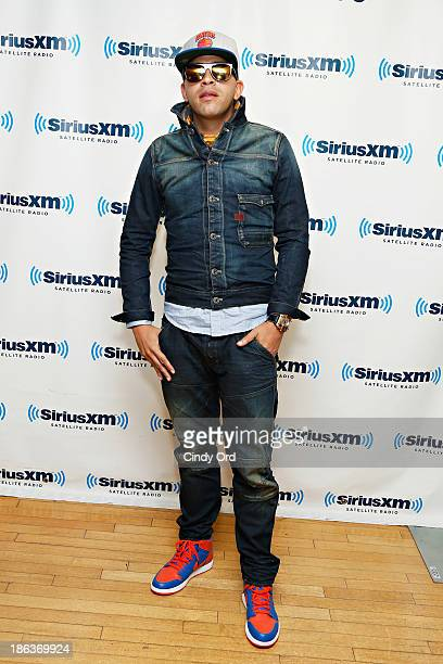 Music producer Boy Wonder visits the SiriusXM Studios on October 30 2013 in New York City