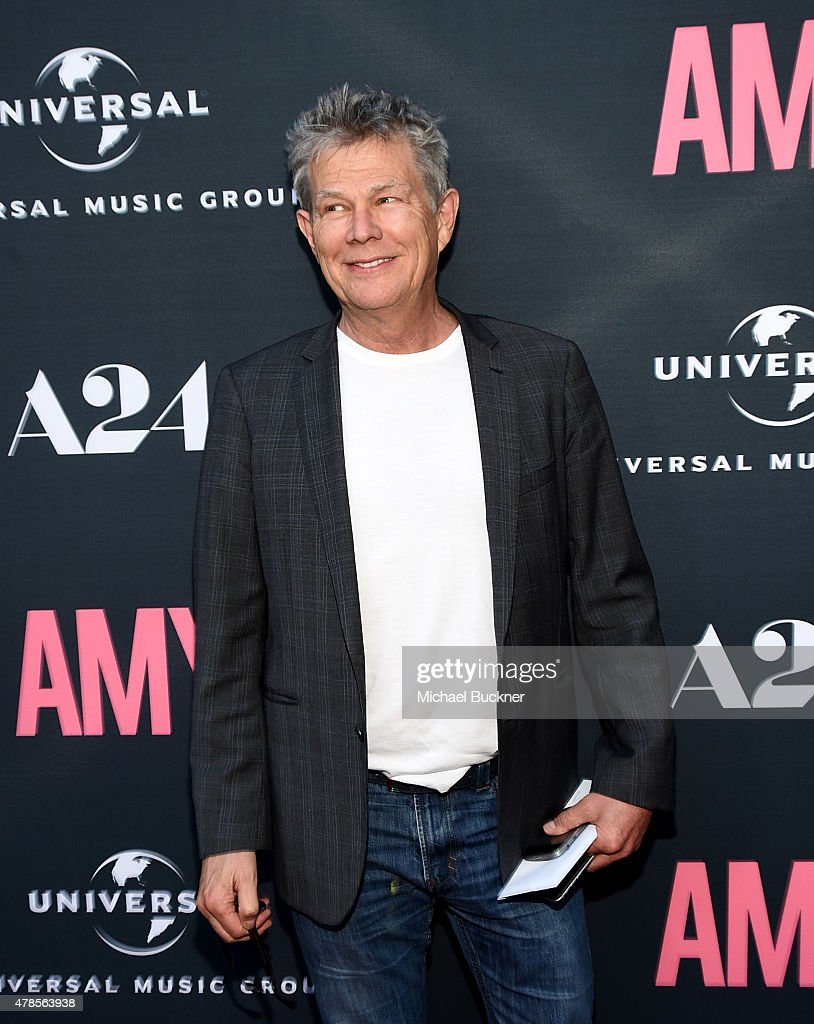 """Amy"" U.S. Premiere Hosted By Lucian Grainge CBE, Universal Music Group And A24"