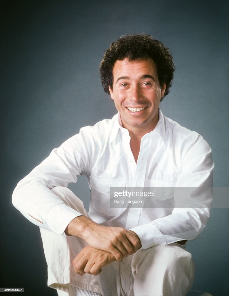 Music Producer David Geffen poses for a portrait in 1980in Los Angeles, California.