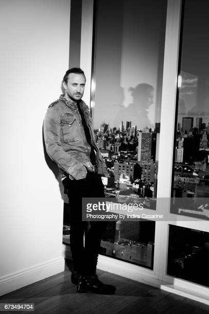 Music producer David Guetta is photographed for The Untitled Magazine on March 17 2017 in New York City PUBLISHED IMAGE