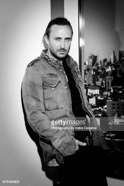 Music producer David Guetta is photographed for The Untitled Magazine on March 17 2017 in New York City