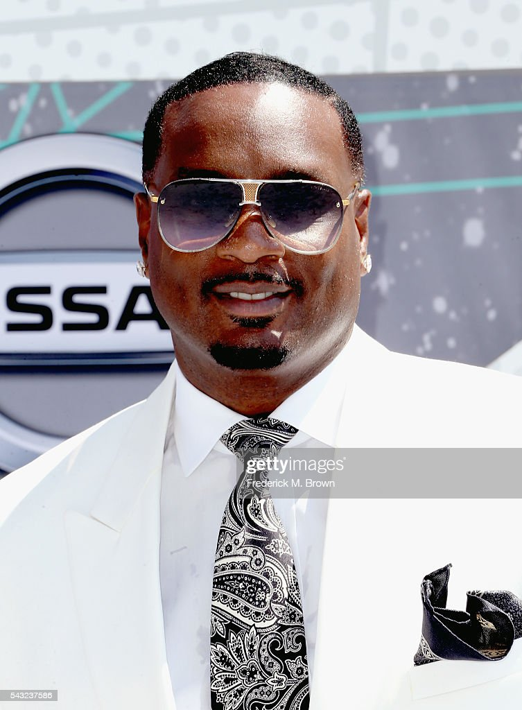 Music producer Devyne Stephens attends the 2016 BET Awards at the Microsoft Theater on June 26, 2016 in Los Angeles, California.