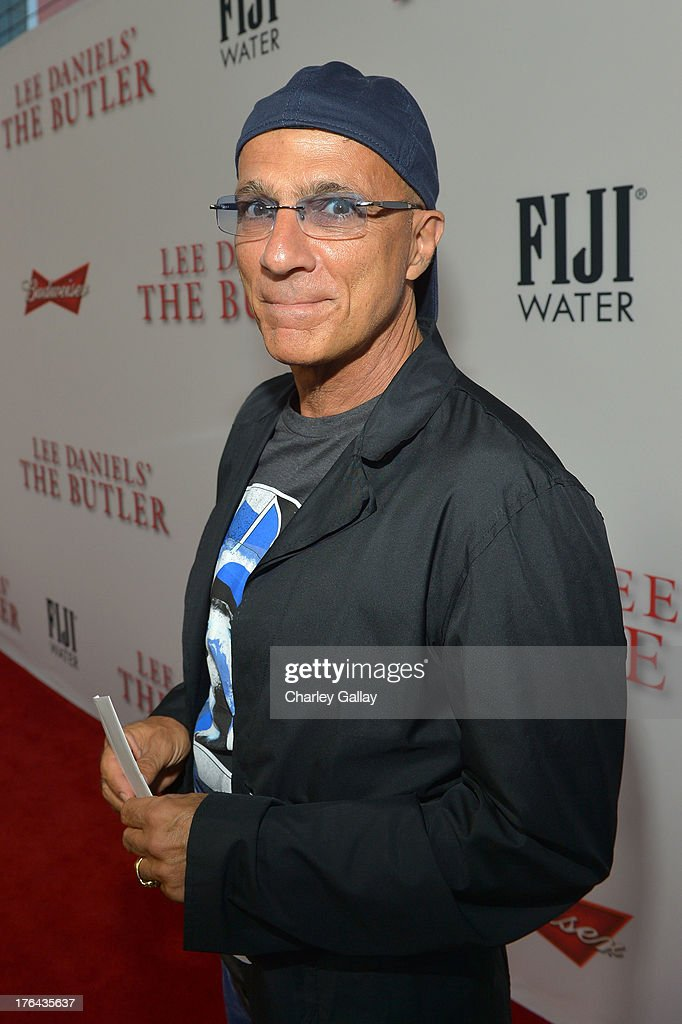 Music producer <a gi-track='captionPersonalityLinkClicked' href=/galleries/search?phrase=Jimmy+Iovine&family=editorial&specificpeople=850753 ng-click='$event.stopPropagation()'>Jimmy Iovine</a> attends LEE DANIELS' THE BUTLER Los Angeles premiere, hosted by TWC, Budweiser and FIJI Water, Purity Vodka and Stack Wines, held at Regal Cinemas L.A. Live on August 12, 2013 in Los Angeles, California.