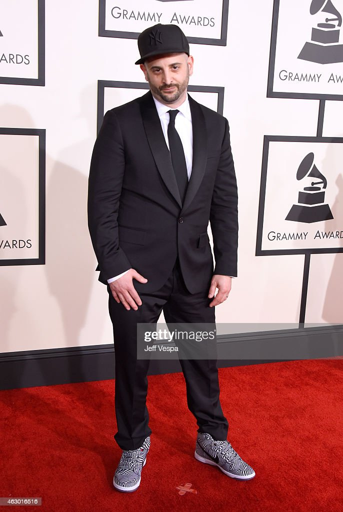 Music producer Ming attends The 57th Annual GRAMMY Awards at the STAPLES Center on February 8 2015 in Los Angeles California