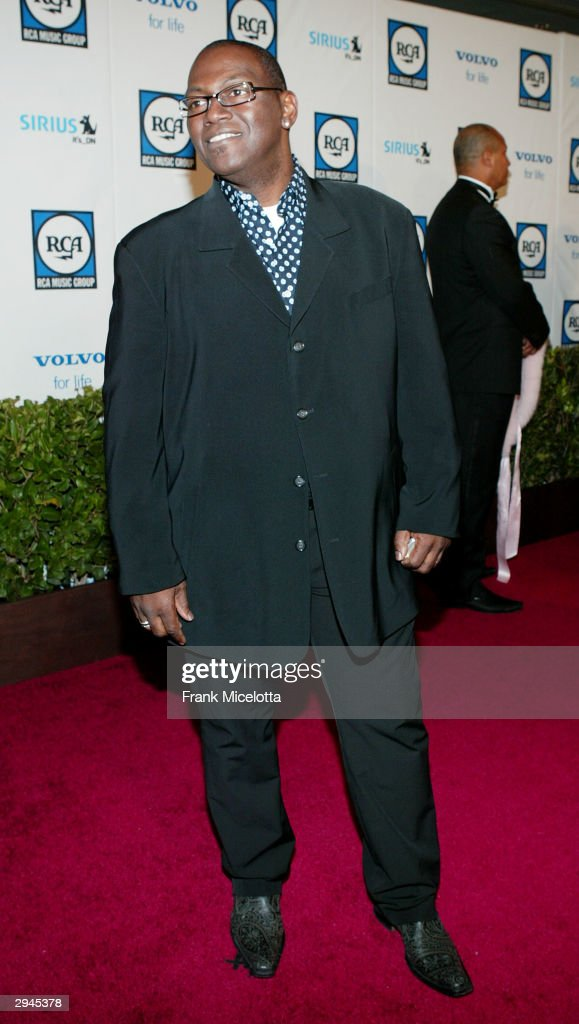 Music producer Randy Jackson attends Clive Davis' legendary Pre-Grammy party at the Beverly Hills Hotel on February 7, 2004 in Beverly Hills, California.
