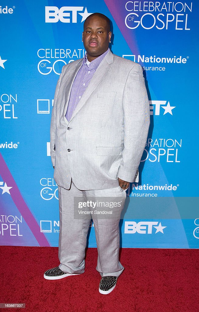 Music producer Vincent Herbert attends the BET 13th annual 'Celebration Of Gospel' at Orpheum Theatre on March 16, 2013 in Los Angeles, California.