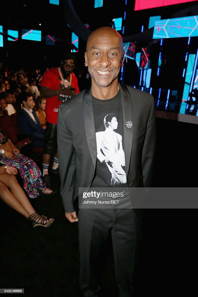 BET Music Programming and Specials President Stephen G. Hill attends the 2016 BET Awards at the Microsoft Theater on June 26, 2016 in Los Angeles, California.