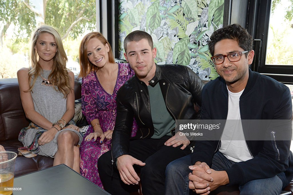 Music recording artist Nick Jonas and guests attend Nick Jonas X Creative Recreation Sole Sessions at Doheny Roomon April 30, 2016 in West Hollywood, California.
