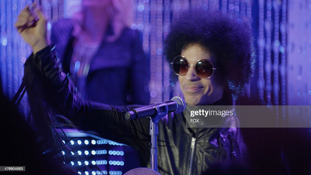 Music royalty <a gi-track='captionPersonalityLinkClicked' href=/galleries/search?phrase=Prince+-+Musician&family=editorial&specificpeople=203048 ng-click='$event.stopPropagation()'>Prince</a> will make a special guest appearance in the '<a gi-track='captionPersonalityLinkClicked' href=/galleries/search?phrase=Prince+-+Musician&family=editorial&specificpeople=203048 ng-click='$event.stopPropagation()'>Prince</a>' episode of NEW GIRL airing Sunday, Feb. 2, 2014 (approx. 10:30-11:00 PM ET/7:30-8:00 PM PT), immediately after FOX Sports' coverage of SUPER BOWL XLVIII on FOX.