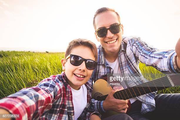 Musik Selfie