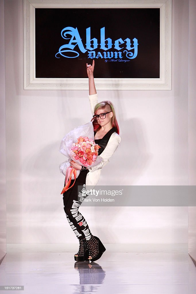Abbey Dawn By Avril Lavigne - Runway - Spring 2013 Style360