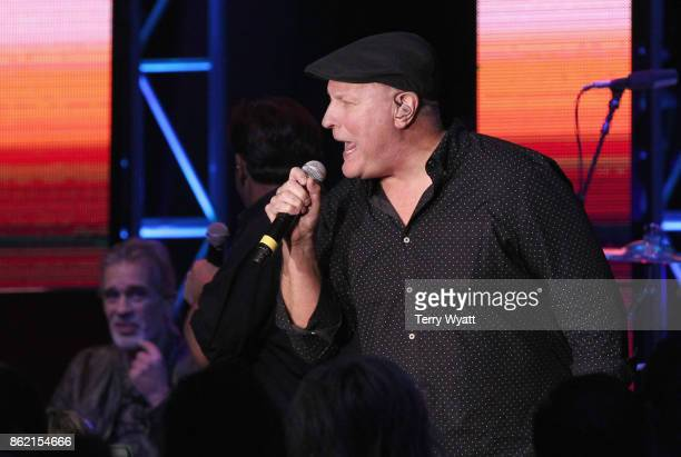 Musical artist Collin Raye performs onstage at the United Talent Agency party during the IEBA 2017 Conference on October 16 2017 in Nashville...