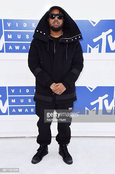 Musical artist Kent Jones attends the 2016 MTV Video Music Awards at Madison Square Garden on August 28 2016 in New York City