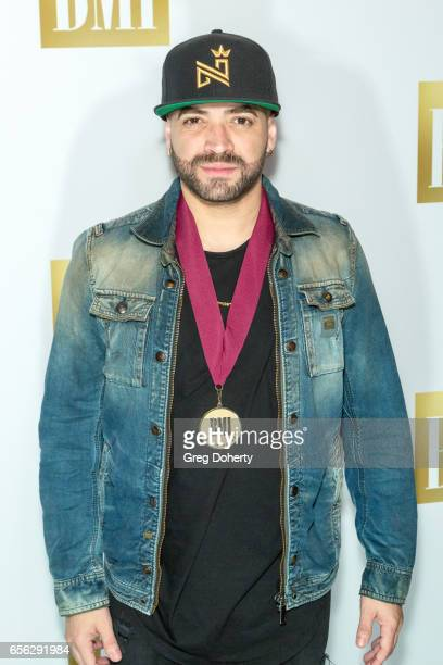 Musical Artist Nacho Galindo attends the 24th Annual BMI Latin Awards at the Beverly Wilshire Four Seasons Hotel on March 21 2017 in Beverly Hills...