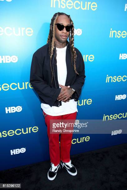 Musical artist Ty Dolla $ign attends a block party celebrating HBO's new season of 'Insecure' on July 15 2017 in Inglewood California