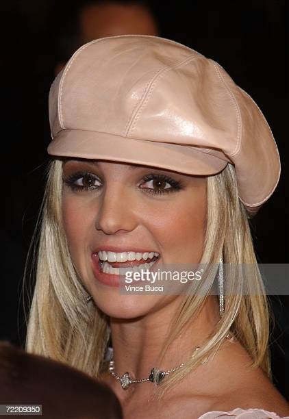 Musical artists Britney Spears attends the premiere of the film 'Crossroads' February 11 2002 in Hollywood CA