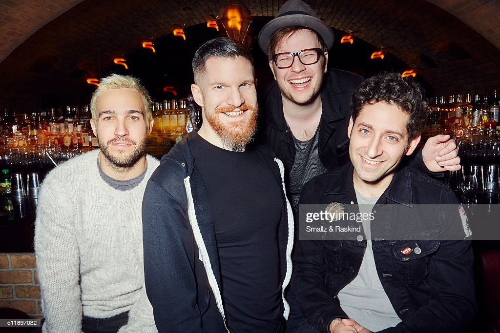 Fall Out Boy, Billboard, December 10, 2015