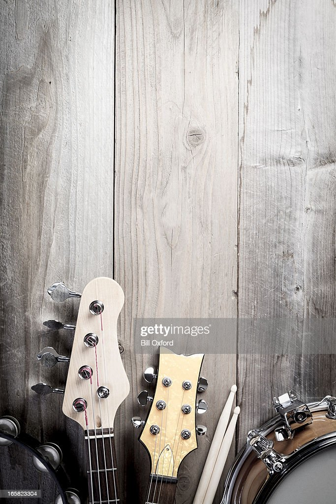 Musical Instruments : Stock Photo