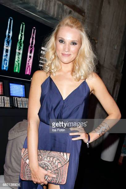 Musical star Anna Hofbauer attends the Duftstars at Kraftwerk Mitte on May 11 2017 in Berlin Germany