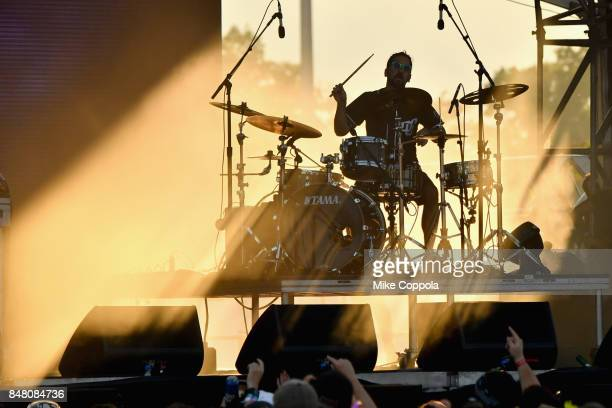 Musican Jeremy Salken of Big Gigantic performs onstage during the Meadows Music and Arts Festival Day 2 at Citi Field on September 16 2017 in New...