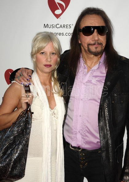 Musician Ace Frehley And Rachael Gordon Attend The 6th Annual