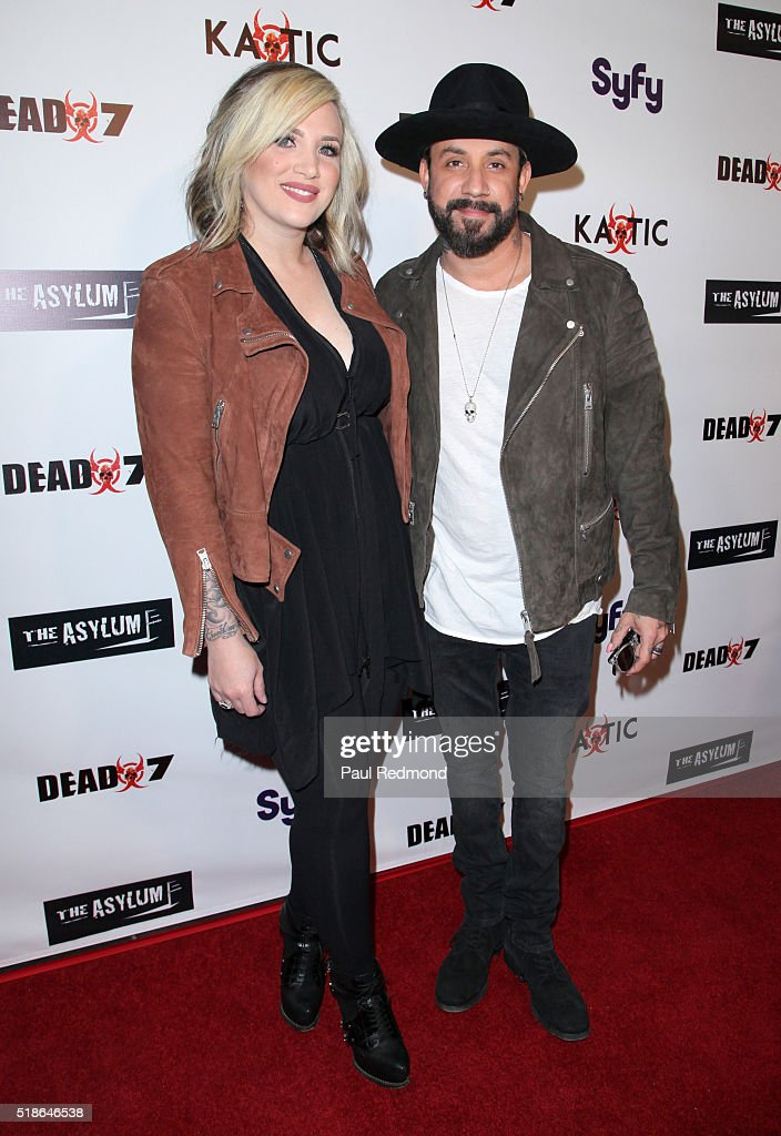 "Premiere Of Syfy's ""Dead 7"" - Arrivals"