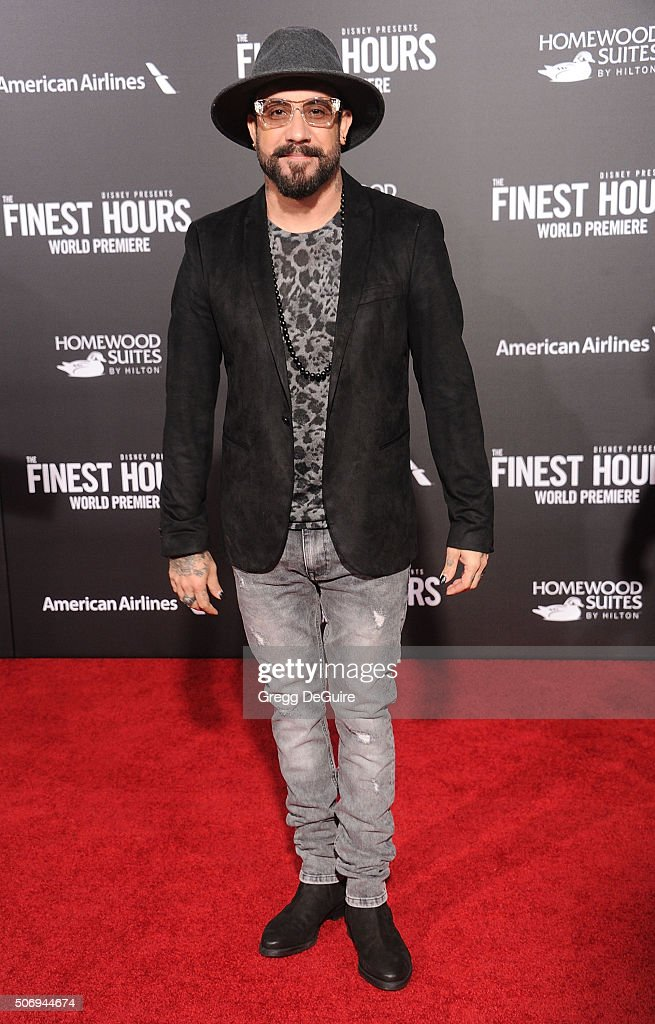 "Premiere Of Disney's ""The Finest Hours"" - Arrrivals"