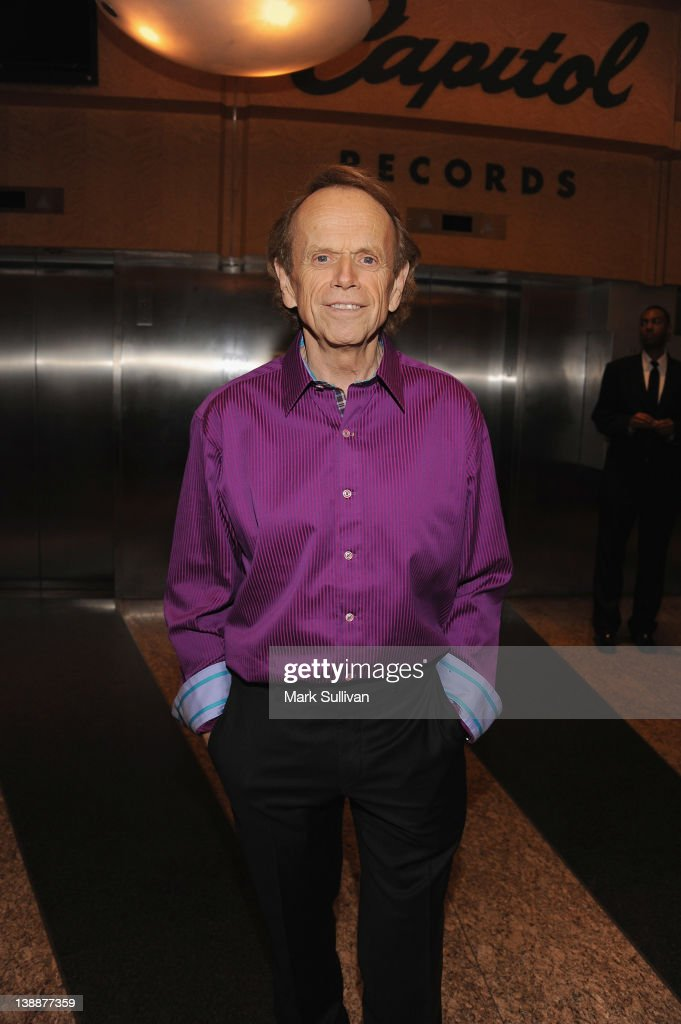 Musician <a gi-track='captionPersonalityLinkClicked' href=/galleries/search?phrase=Al+Jardine&family=editorial&specificpeople=224030 ng-click='$event.stopPropagation()'>Al Jardine</a> of The Beach Boys attends the EMI Post-GRAMMY Party At The Capitol Tower at Capitol Records Tower on February 12, 2012 in Los Angeles, California.