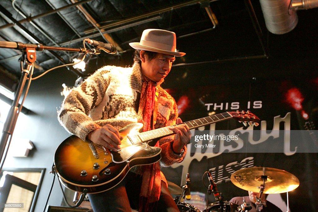 Alejandro Escovedo - Tour Rehearsals - Austin, TX