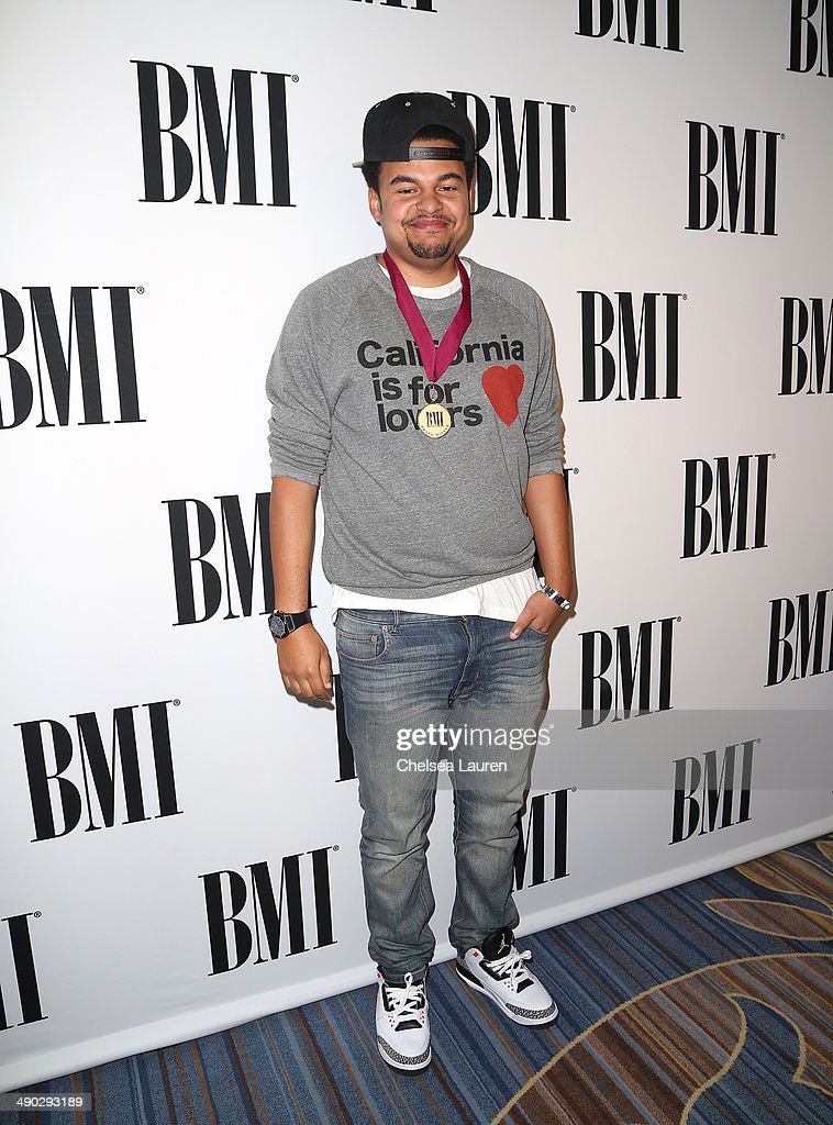 Musician Alex da Kid attends the 2014 BMI Pop Awards at the Beverly Wilshire Four Seasons Hotel on May 13, 2014 in Beverly Hills, California.