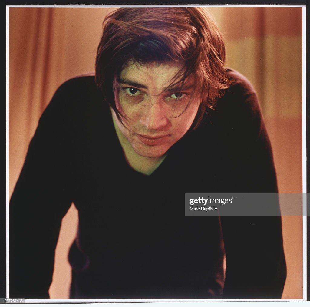 Musician Alex James of Blur in April, 1999.