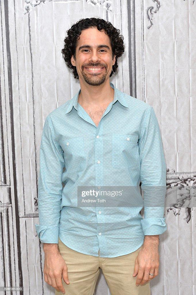 Musician Alex Lacamoire attends AOL Build Speaker Series Alex Lacamoire 'Hamilton' at AOL Studios In New York on May 31, 2016 in New York City.