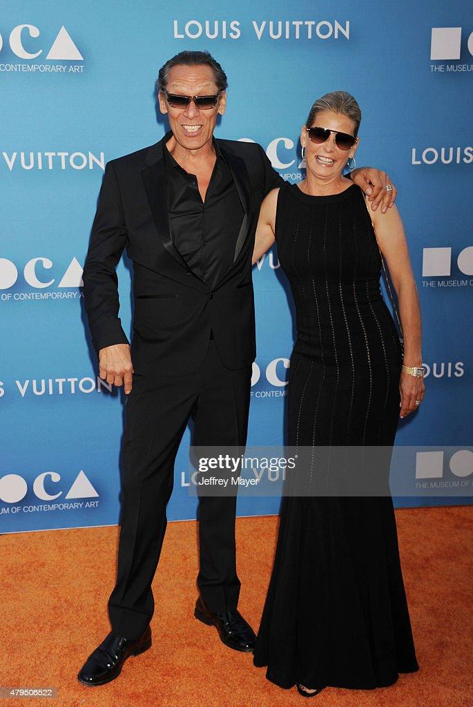 MOCA Gala 2015 Presented By Louis Vuitton
