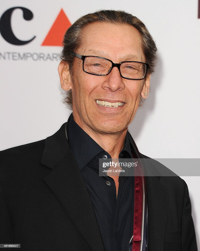 Musician <a gi-track='captionPersonalityLinkClicked' href=/galleries/search?phrase=Alex+Van+Halen&family=editorial&specificpeople=790578 ng-click='$event.stopPropagation()'>Alex Van Halen</a> attends the MOCA 35th anniversary gala celebration at The Geffen Contemporary at MOCA on March 29, 2014 in Los Angeles, California.