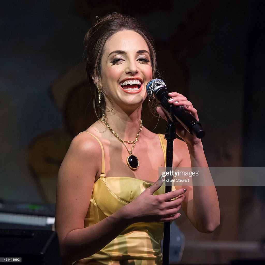 Musician Alexa Ray Joel performs at The Carlyle on June 28, 2014 in New York City.