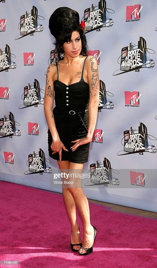 2007 MTV Movie Awards - Arrivals