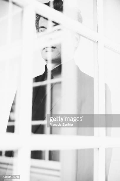 Musician and Actor Benjamin Biolay is photographed on September 9 2017 in Deauville France